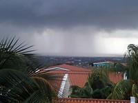Het regent... en dat gaan we merken ook.0