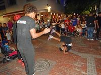 Streetdance.