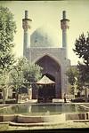 Ik ben in Teheran geboren.
