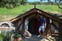 Hobbit hutje