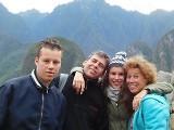 Sjak, Valerie, Stijn en Sabien