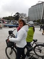 Fietstocht Buenos Aires