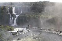 22 juli Iguazu Argentinië