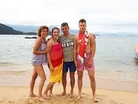 4 augustus: Ilha Grande