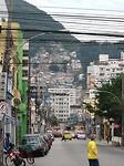 6 augustus: uitzicht tijdens fietstocht Rio
