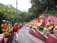 Ten Thousand Buddha's Monastery