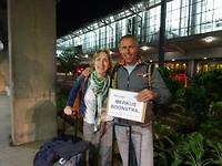 Aankomt Costa Rica 🛬