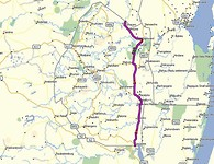 Swaziland_route
