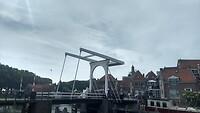 Enkhuizen, brug Oosterhaven