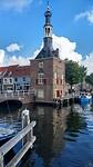 Alkmaar, Accijnstoren.
