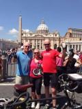 missie volbracht Rome!!!!!