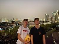 Rooftop hotel Bangkok