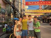 Hoofdstraat Chinatown #Co van Kessel