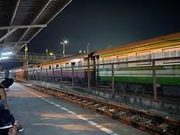 Treinstation Surat Thani