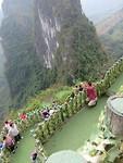 Ook de chinezen genieten van het uitzicht!