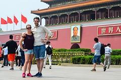 Plein van de Hemelse vrede - Beijing