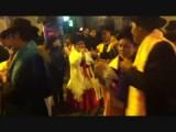 Straat-feestje in Puno!