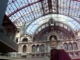 Het Centraal Station Antwerpen