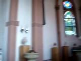 Dinsdag 30 aug De Evangelische Kerk