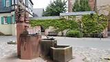 Lekker badderen in een fontein