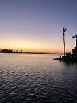 Zonsondergang San Diego