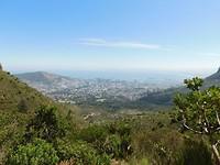 Uitzicht van de Tafelberg