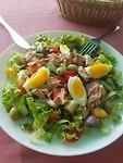 M'n laatste overheerlijke salade