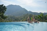 Chillen in het zwembad bij Semuc Champey