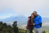 Genieten van de vulkaan Pacaya
