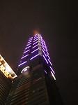 Taipei101 nu in het paars