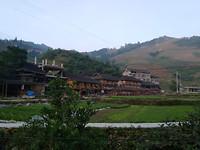 Het kleine plaatsje Dazhai