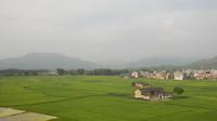 Op weg naar Yangshuo