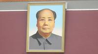 Het portret van Mao Zedong