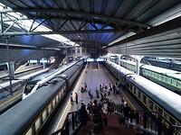 Beijing centraal station