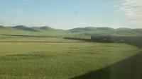 Het landschap van Mongolië