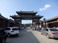 In de binnenstad (2)