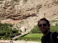 Ik en het hangende klooster