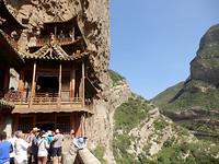 In het hangende klooster
