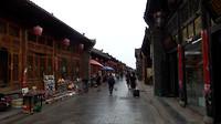 De straatjes van Pingyao