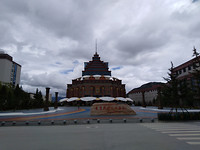 Tibetaanse invloeden