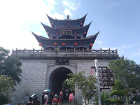Stadspoort van Dali