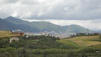 Uitzicht vanaf het klooster