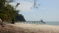 Even ontspannen op het strand