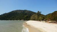 Het mooie strand