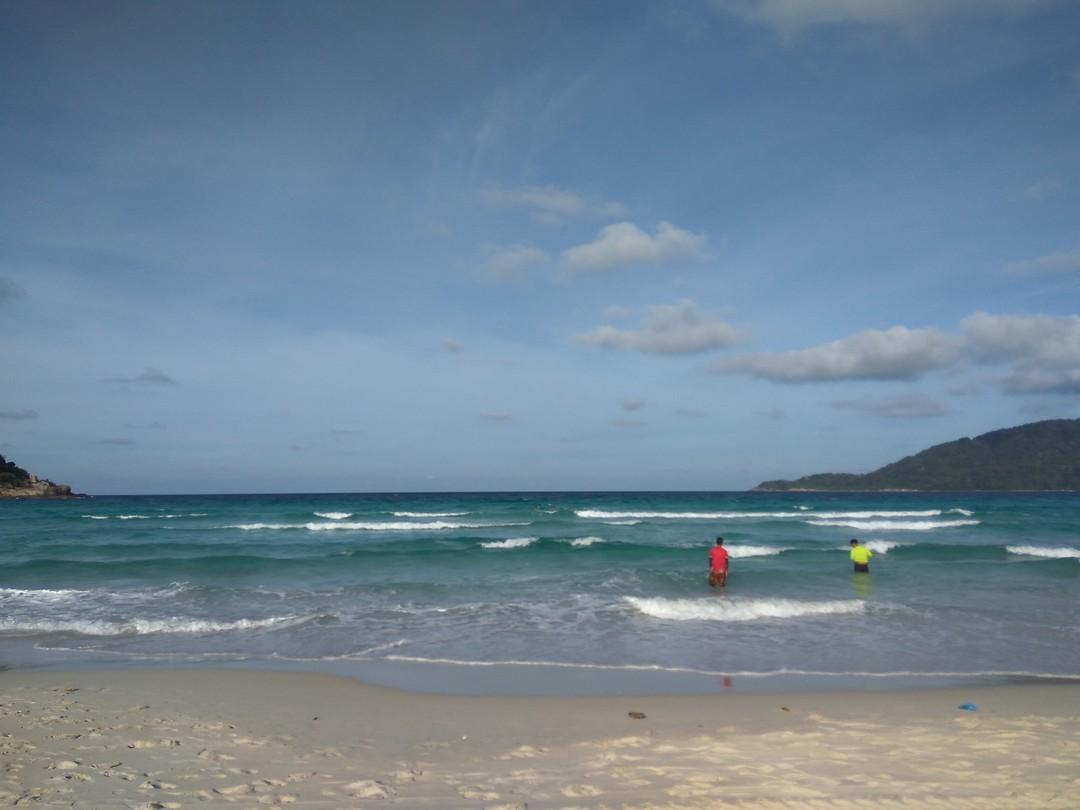 Long beach, Kecil