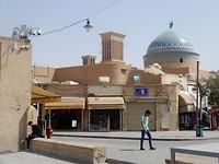 Bij de jamaah moskee
