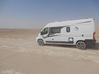 Zandwoestijn bij Yazd