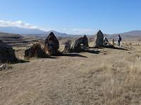 Stonehenghe van Armenië