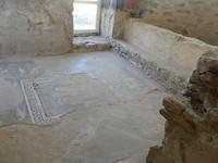 Vloer badhuis 1ste eeuw
