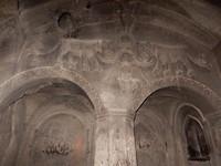 Detail kerk klooster
